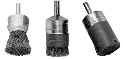 Stem Mounted End Brushes